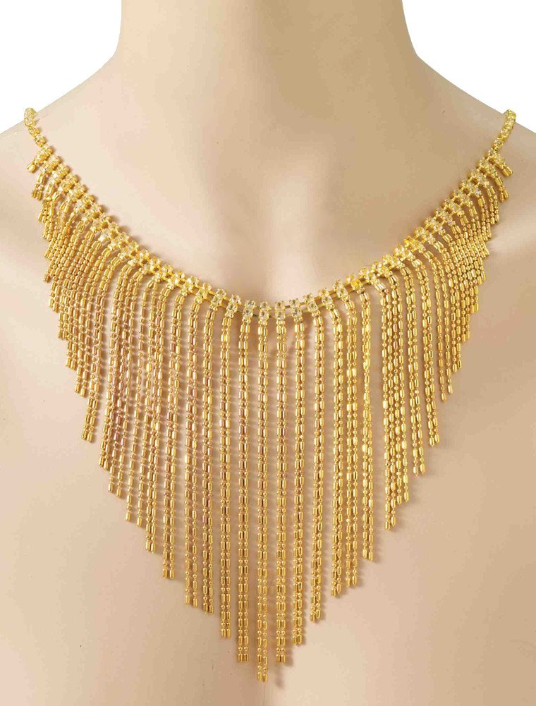 Forum Novelties Ladies 20'S Vintage Hollywood Necklace Fancy Dress Accessory S