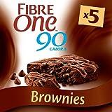Fibre One Chocolate Fudge Brownie, 5x24 g