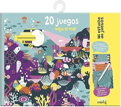 Mi estuche de juegos. 20 juegos bajo el mar: Loulou & Tummie, Loulou & Tummie: Amazon.es: Juguetes y juegos