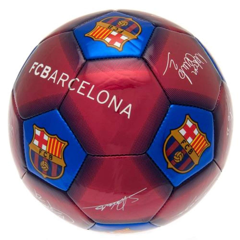 FCB Barcelona Barca Barcelona - Balón de fútbol Unisex (Talla 5 ...