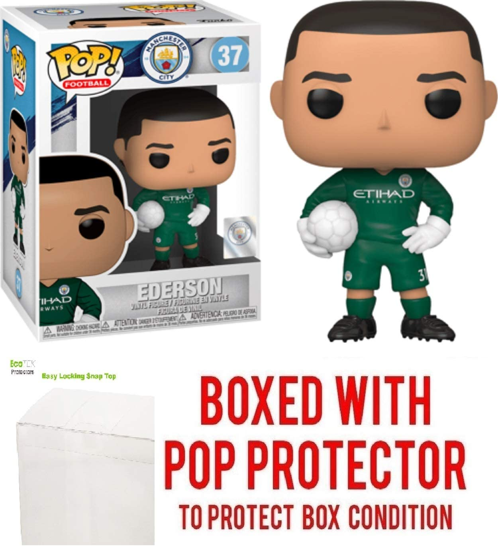 New Toy Vinyl Bernardo Silva FUNKO POP FOOTBALL: Manchester City
