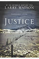 Justice: Stories Kindle Edition