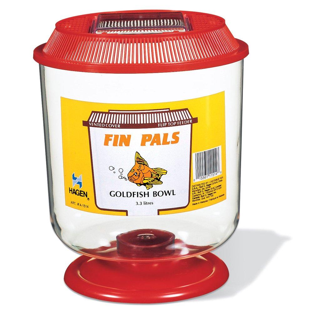 A1514 Fin Pals Goldfish Bowl, Medium