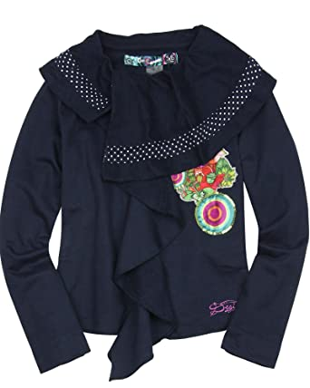 Andersen Andersen Veste 56s34d2 Desigual 1314 Ans Taille Taille Marino z5a6dwq