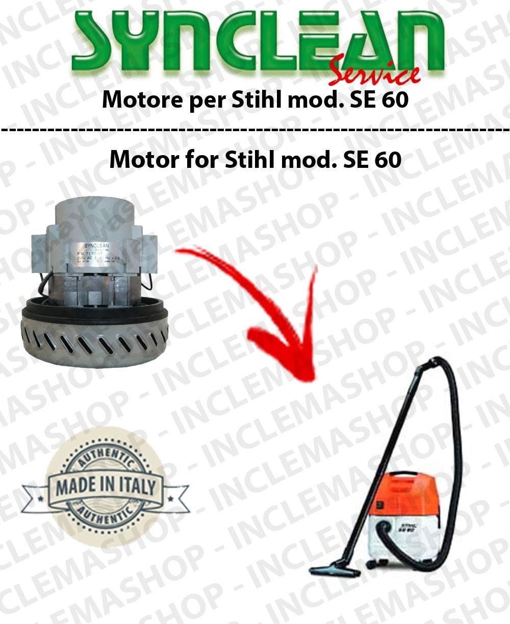 Se 60 Motor aspiración synclean para aspiradora Stihl: Amazon.es ...