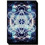 Yugioh Card Sleeves - Black Magical Circle - 50ct