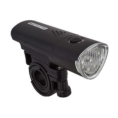 Sunlite HL-L535 LED Headlight, Black : Bike Headlights : Sports & Outdoors