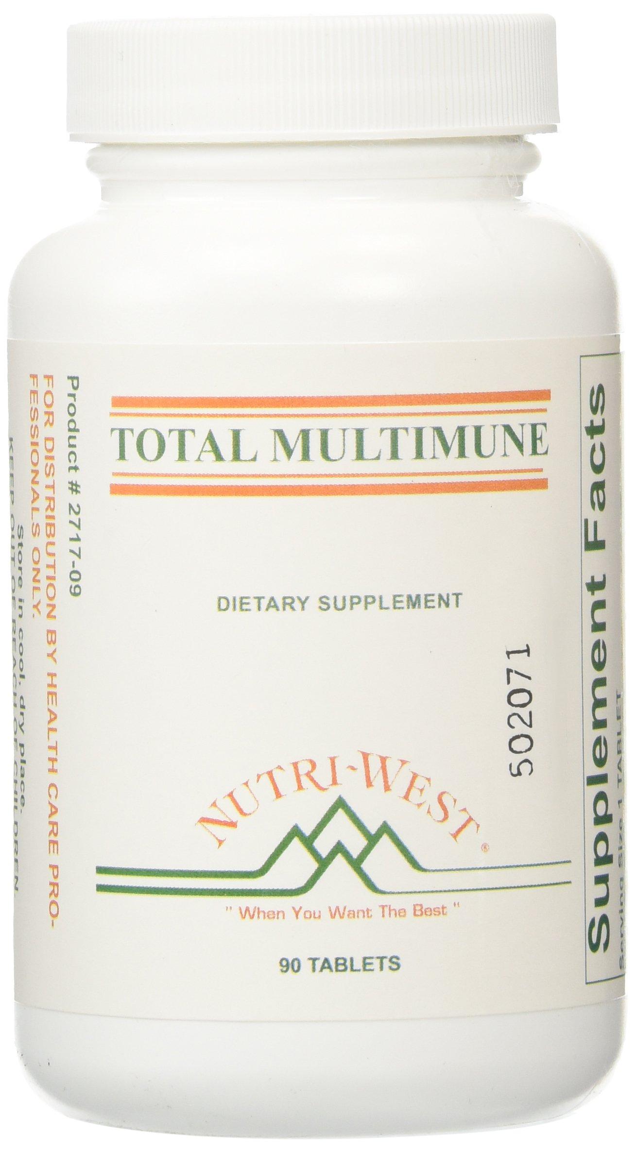 Nutri-West - TOTAL MULTIMUNE - 90 Tablets