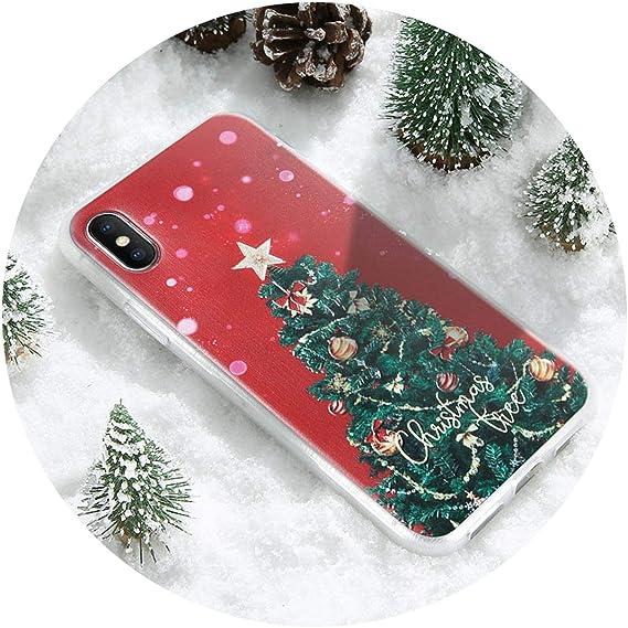 Christmas Phone Case Iphone Xr.Amazon Com Christmas Phone Case For Iphone 7 X Xs Max Xr