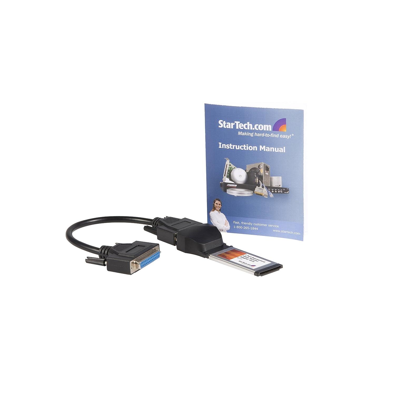EC1UP StarTech.com 1-Port ExpressCard Parallel Laptop Adapter Card