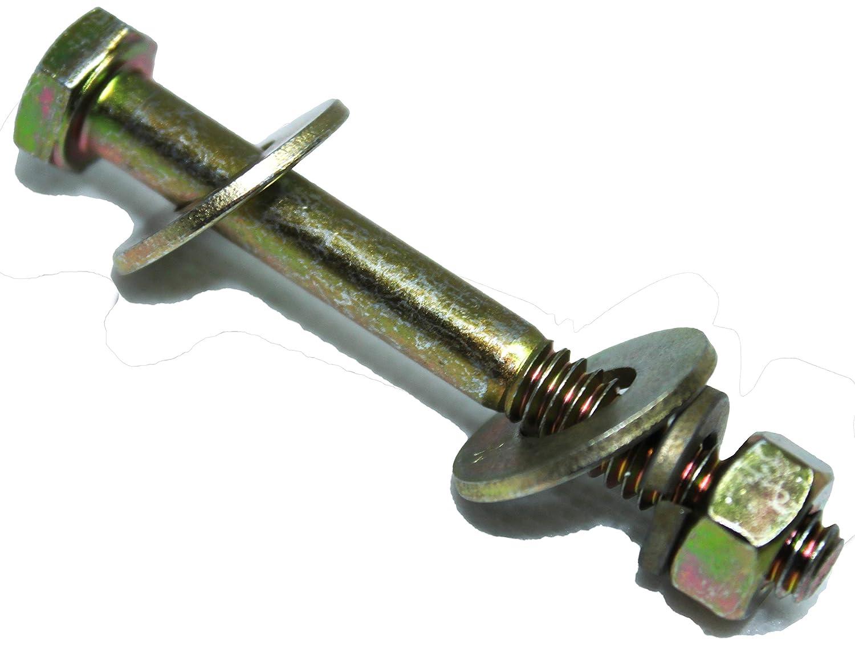 1//4-20x1-1//2 Grade 8 Hex Cap Screws Bolts w// Hex Nuts Washers 8 Lock Washers