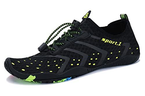 Bling Bo Water Shoes For Mens Womens Beach Swim Shoes Quick-Dry Breathable  Elastic Mesh Soft Drainage Holes Pool Shoes  Amazon.ca  Shoes   Handbags 917797564