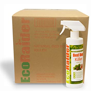 Amazon Com Bed Bug Killer Spray By Ecoraider Case 16 Oz X16 All