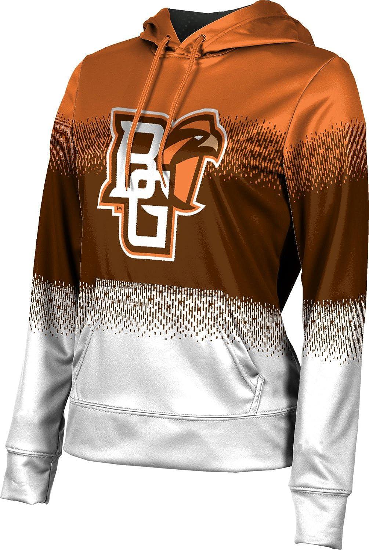 Bowling Green State University Girls Zipper Hoodie Game Time School Spirit Sweatshirt