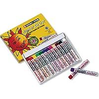 12-Set Sakura Cray-Pas Junior Artist Oil Pastels, Assorted Colors
