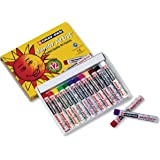 Sakura XEP12 12-Piece Cray-Pas Junior Artist Assorted Color Oil Pastel Set