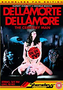 Dellamorte Dellamore (The Cemetery Man) (1994) [DVD]