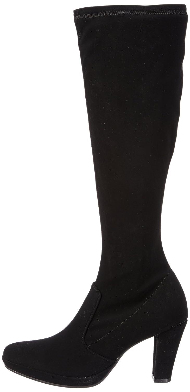 Andrea Conti 1126503 - Botas clásicas para mujer, color negro (2), talla 34: Amazon.es: Zapatos y complementos