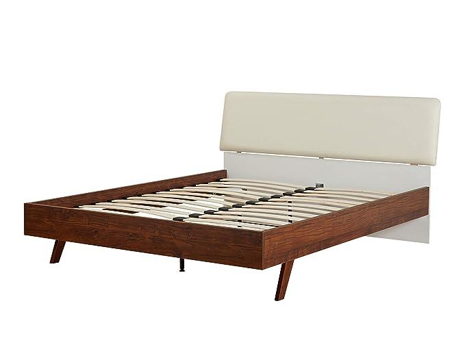 Amazon.com: Simple Living Cassie Mid-Century Queen cama ...