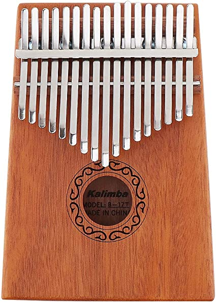 Amazon Com Happy Shopping Day Origlam 17 Key Kalimba Mbira Thumb Piano Finger Piano Mbira 17 Tone Musical Toys With Engraved Notation Hammer Music Book For Music Lovers Beginners And Child Musical Instruments