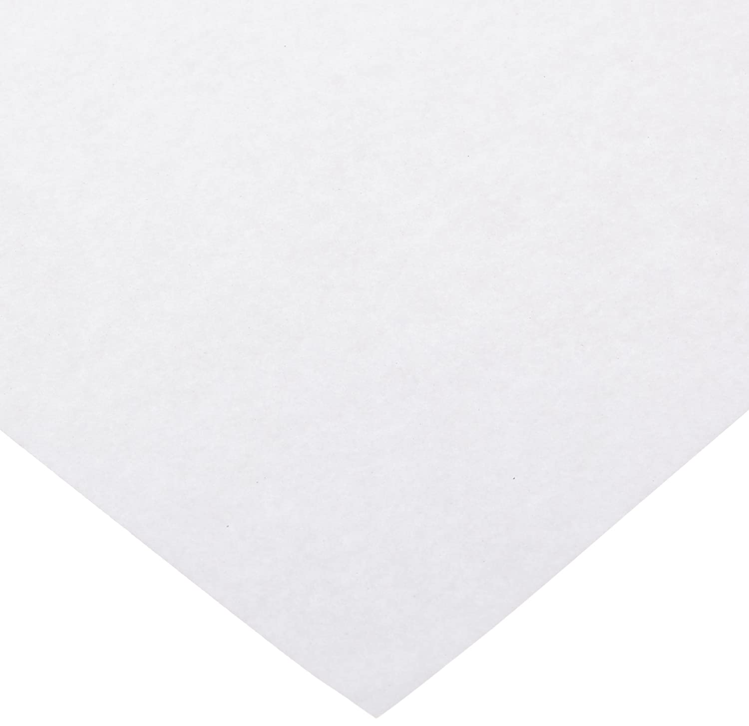 Sax 206321 Drawing Paper - 90 pound - 9 x 12 inches - 500 Sheets - White School Specialty