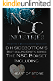 The NSC Boxset: Heart of Stone (NSC Industries Book 13)