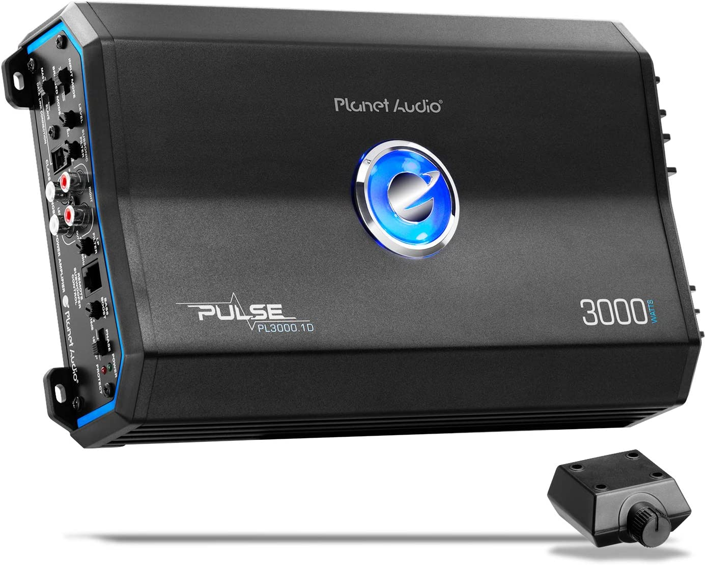 PL 3000 Planet Audio Car Amplifier