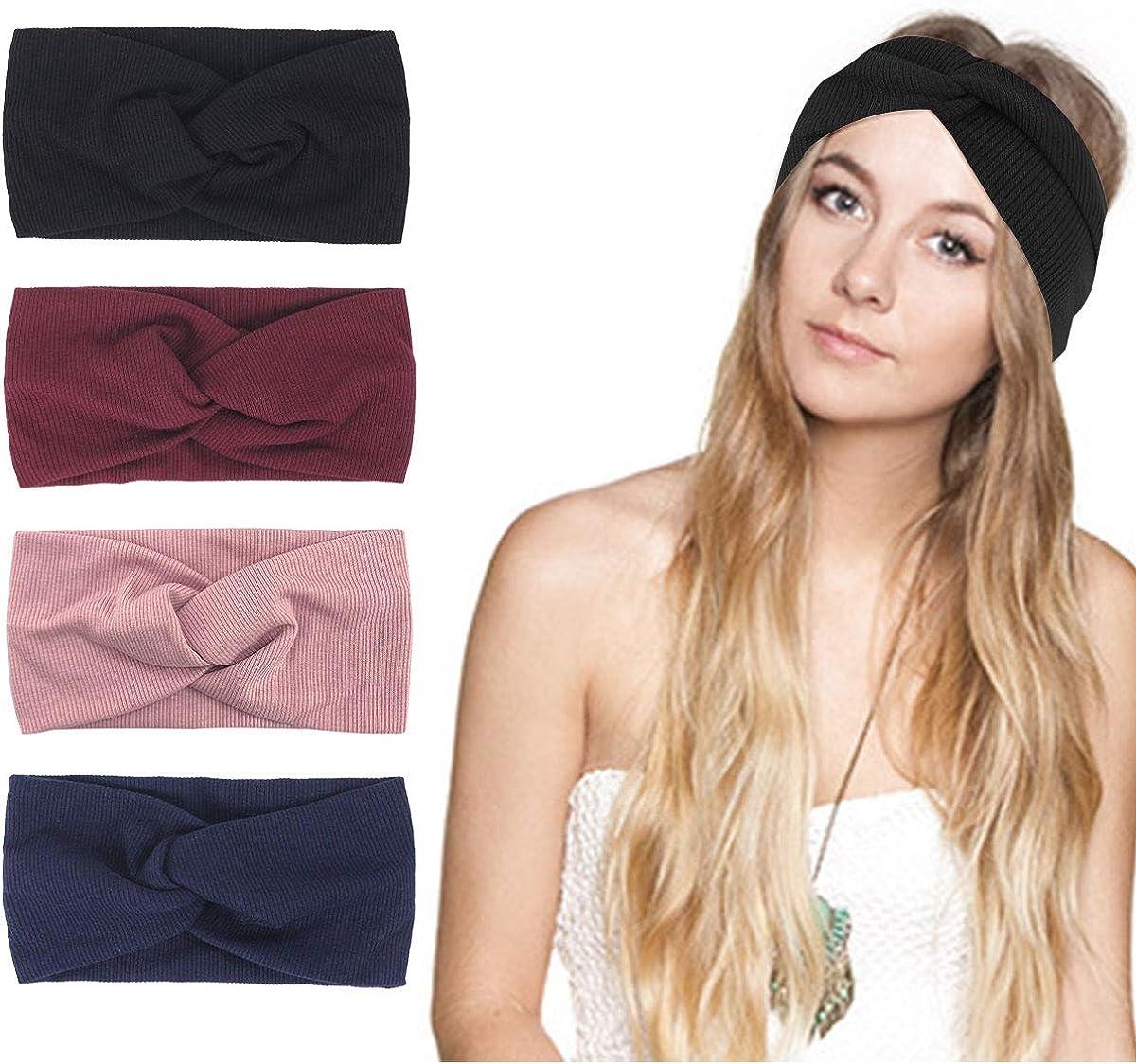 Women Boho Headband -...