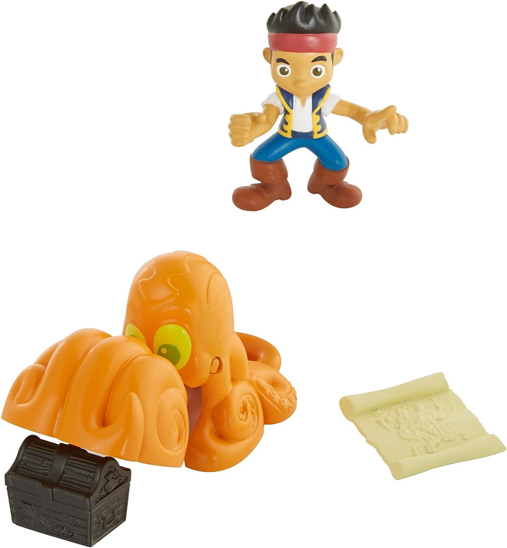 Jake Fisher-Price Disney Jake /& the Never Land Pirates Treasure Snatcher