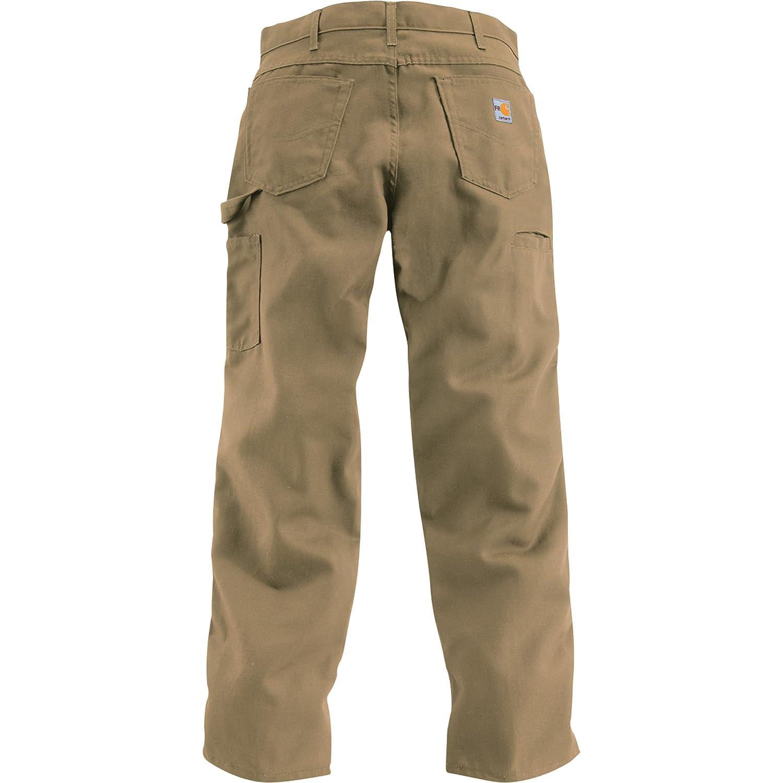 Carhartt Men's Big & Tall Flame Resistant Canvas Pant