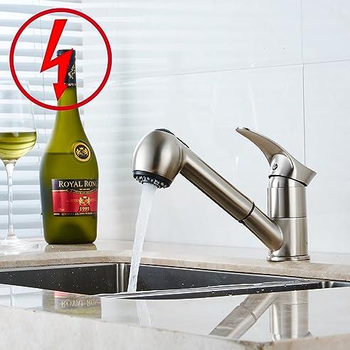 Gimili Küchenarmatur Niederdruck Mit Brause Wasserhahn Küche Für