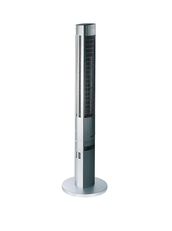 Trisa Electronics 9313.4610 Turmventilator'Silent Power' 931346_silber