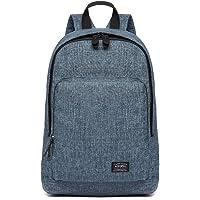 Kaukko Damen Rucksack Studenten Backpack Laptop College Schulrucksack Reiseeucksack
