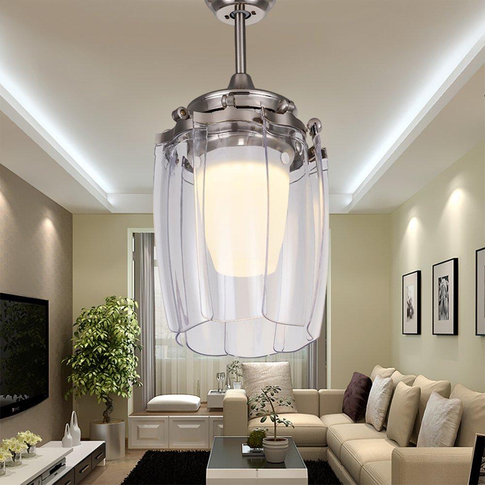 Luxurefan Simple Modern Ceiling Fan Light for Contemporary Living ...