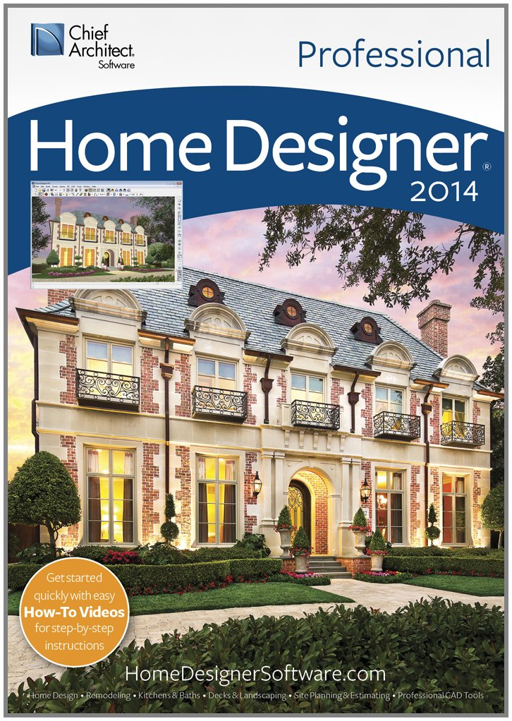 professional home design.  Amazon Com Home Designer Pro 2014 Download Software