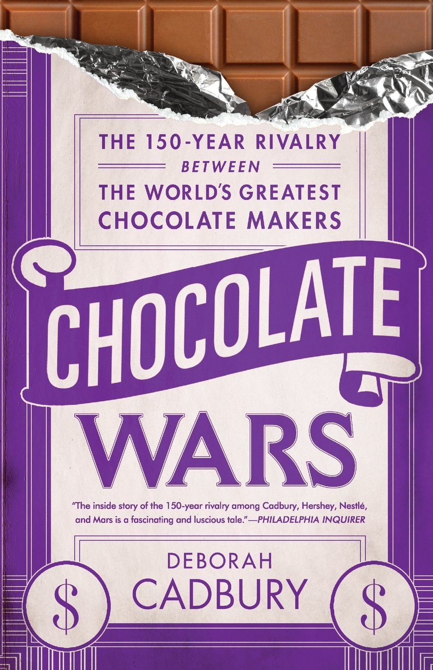 Chocolate Wars: The 150-Year Rivalry Between the World's Greatest Chocolate Makers PDF Text fb2 book