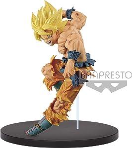 Banpresto Dragonball Z Match Makers-Super Saiyan Son Gokou- Prize Figure