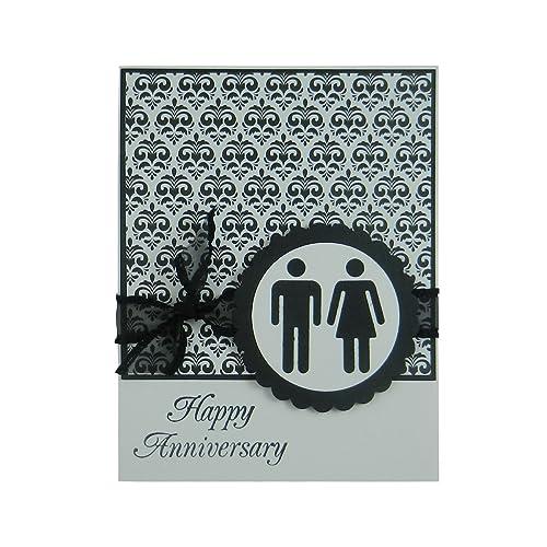 Lesbian anniversary ecard