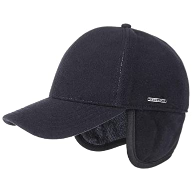 86343df675379 Amazon.com  Stetson Wool  Cashmere Baseball Cap  Clothing