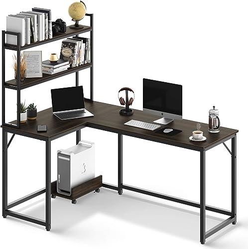 L Shaped Desk - the best modern office desk for the money