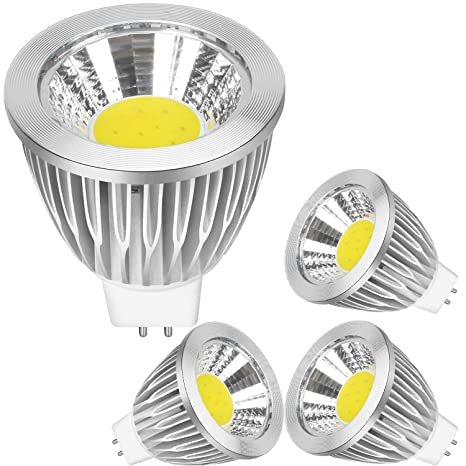 Bombillas LED GU5.3 Blanco frío 7W Reemplaza las bombillas ...