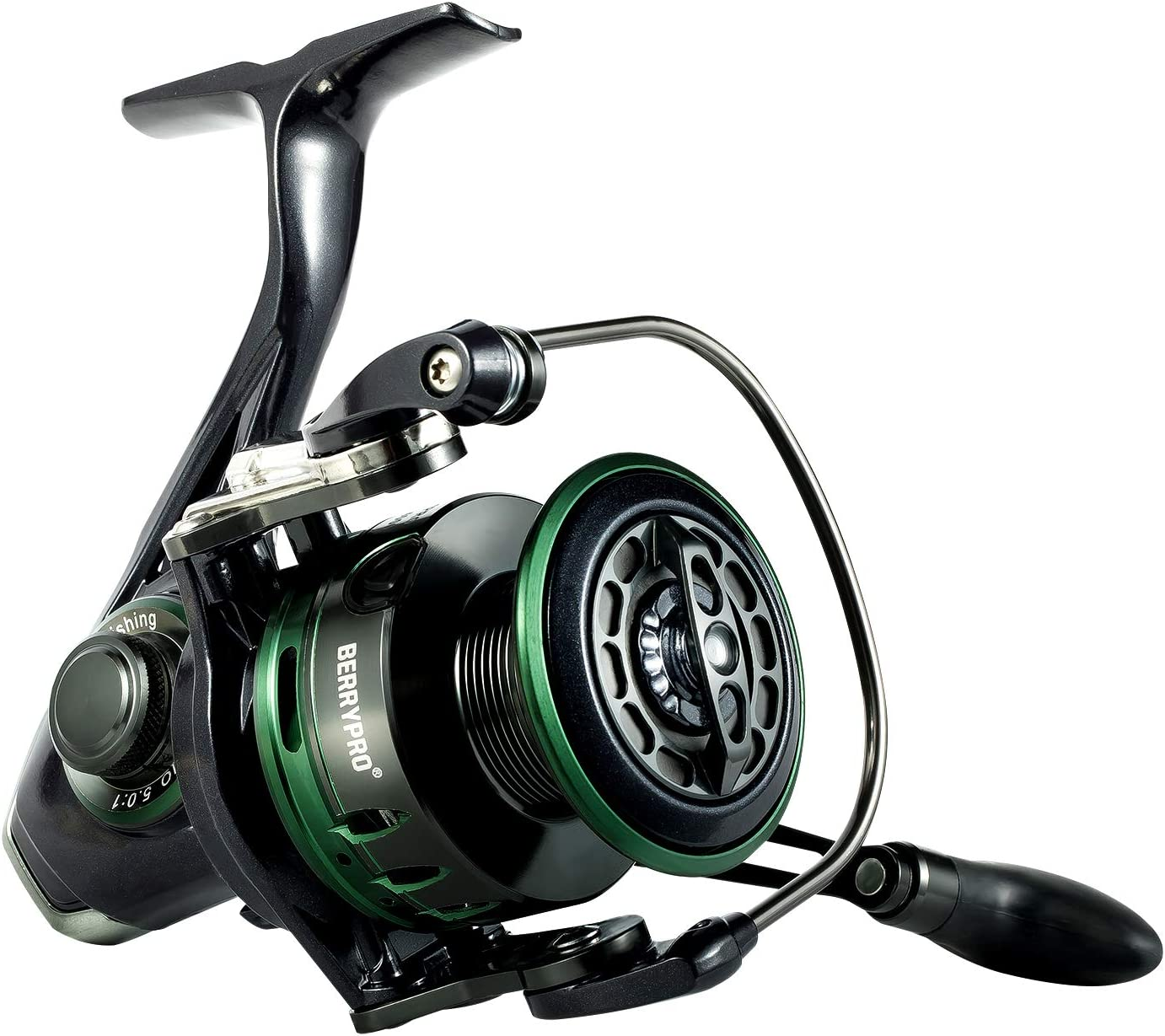Berrypro Full Metal Spinning Reel