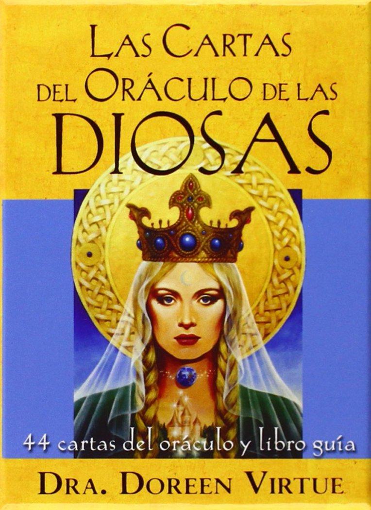 Las Cartas Del Oráculo De Las Diosas Tarot y adivinación ...