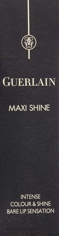 Guerlain Maxi Shine Lip Gloss for Women, 420 Rouge Shebams, 0.25 Ounce