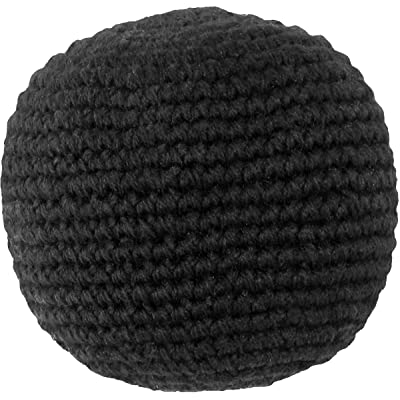 Hacky Sack - Black: Sports & Outdoors