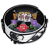 """Art Plates """"Michael Godard Cowboys """"Drink Coaster Set"""