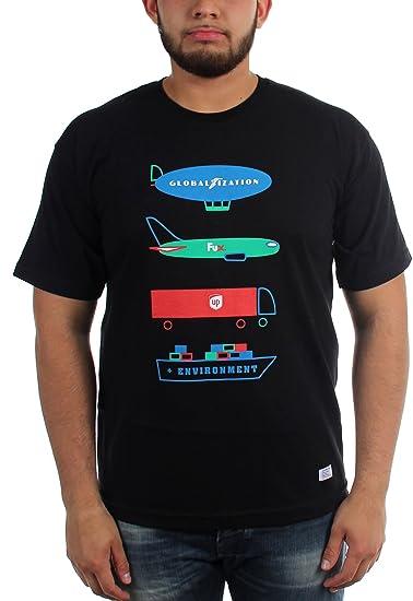 Shirt HommeSmallBlackAmazon De T Mondialisation Akomplice Om0PyvNnw8