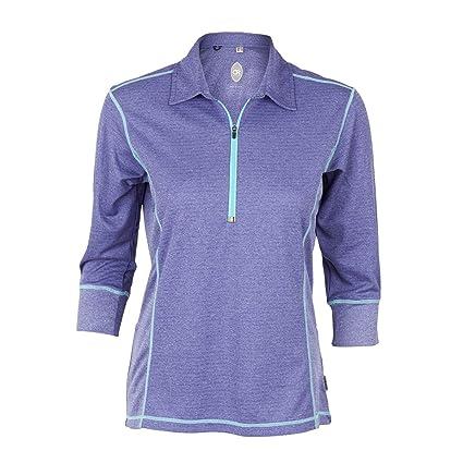 Amazon.com   Club Ride Women s Hermosa 3 4 Sleeve Jersey   Sports ... 103664f89