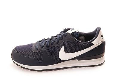 info for 514d4 fb3a1 Nike Internationalist (GS), Scarpe da Corsa Bambino, NeroBianco (Obsidian