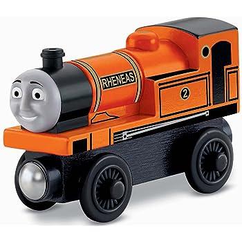 Thomas Friends Fisher Price Wooden Railway Rheneas